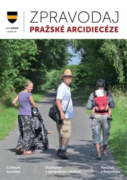 Zpravodaj 6/2016 - Arcibiskupství pražské