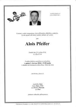 29.5.2016 Alois Pfeifer