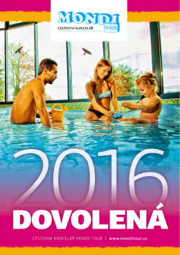 katalog 2016 - MONDI