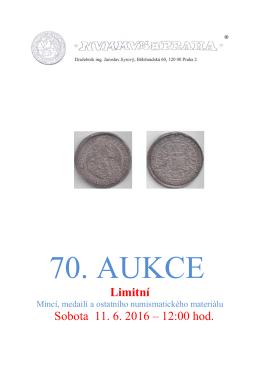 Limitní Sobota 11. 6. 2016 – 12:00 hod.