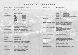 Propozice - Český svaz akrobatického rock and rollu