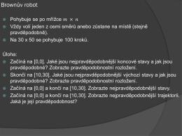 Pravděpodobnostní robotika
