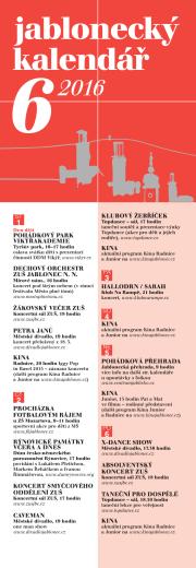 jablonecky kalendar - Informační centrum Jablonec n. N.