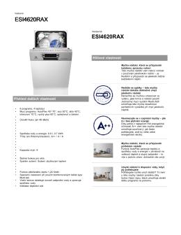 ESI4620RAX - Electrolux