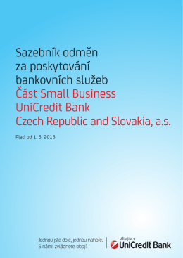 Podnikatelé a svobodná povolání