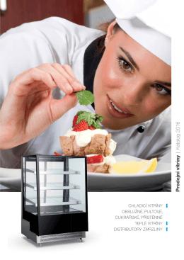 Prodejní vitrín y | K atalog 2 016 - nosreti