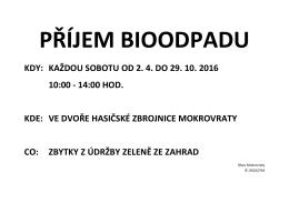 Bioodpad 2016