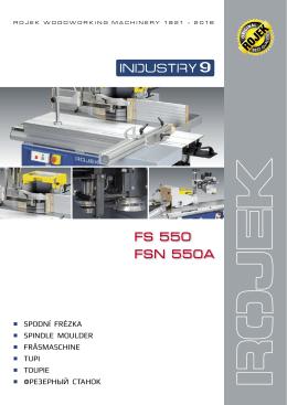 FS 550 FSN 550A
