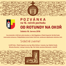 od rotundy na okoř
