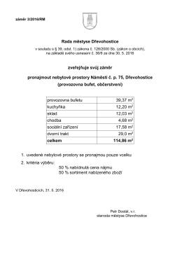 Rada obce Dřevohostice