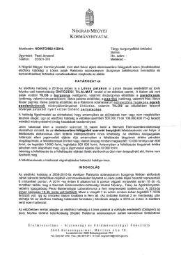 Burgonyafélék öntözési tilalma