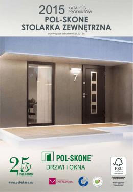 Stolarka Zewnętrzna 2016 PDF - Pol