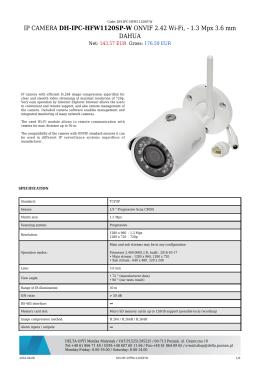 IP CAMERA DH-IPC-HFW1120SP-W ONVIF 2.42 Wi-Fi, - 1.3