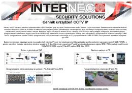 Cennik IP INTERNEC