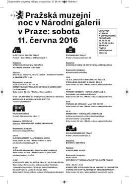 zde - Národní galerie v Praze