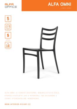 Židle Omni