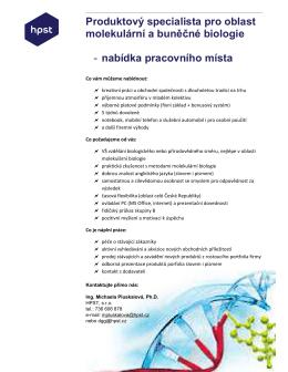 PDF zde - HPST, sro