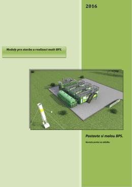 Mobilní Bioplynové stanice