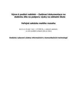 pdf 219 KB - ZŠ 28. října Tišnov
