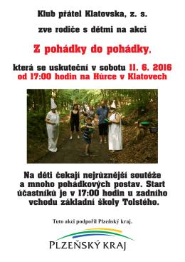 plakát - Klatovy