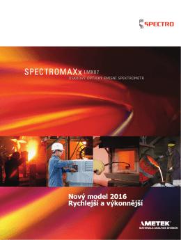 SPECTROMAXx LMX07 Slévarny