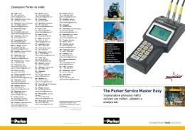 The Parker Service Master Easy