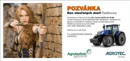 pozvánka - Agrotechnic Moravia