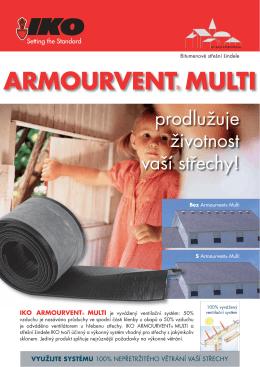 armourvent multi