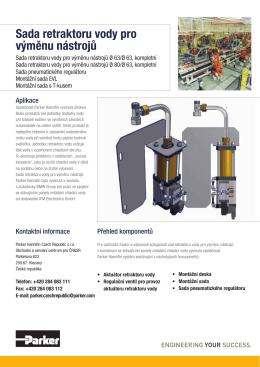 Water Retract Retooling Kit Leaflet.indd