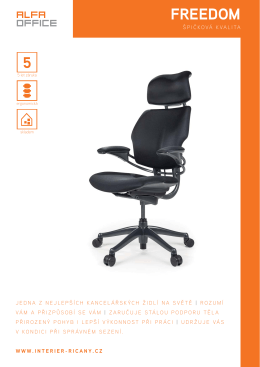 Židle Freedom