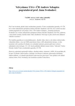 pdf verzi - Ústav molekulární genetiky AV ČR, vvi