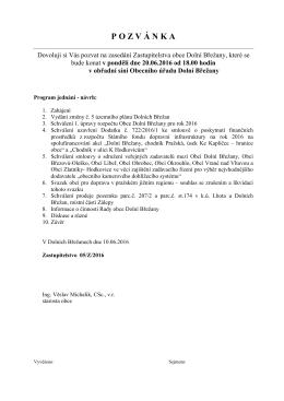 pozvánka Z-05-16-program