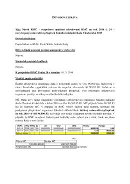 RO 24_duvodovazprava_FZSChodovicka