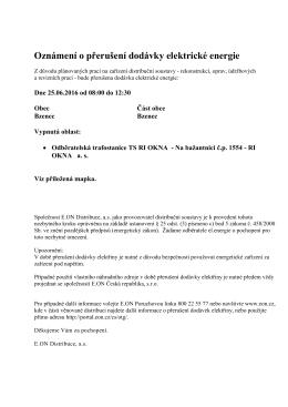 Oznámení do DS O1612482