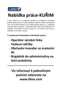 Likov Kuřim