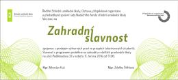 pozvanka web - Střední umělecká škola Ostrava