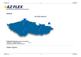 Tisk jako PDF - AZ FLEX, a.s.