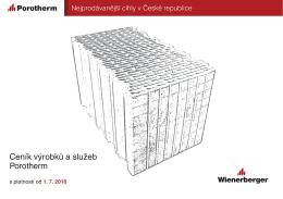 1. 7. 2016 - Wienerberger