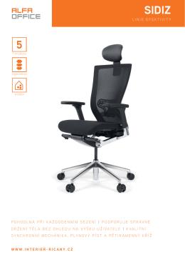 Židle Sidiz