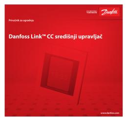 Danfoss Link™ CC Central Controller