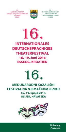 Programm - Deutsche Botschaft Zagreb
