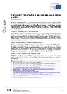 Članak - Europa.eu