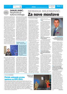 Novi Sad na putu ka Evropskoj prestonici kulture