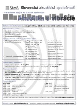 Pozvánka na stiahnutie v PDF