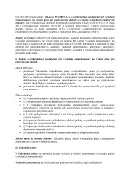 Vysielanie_zamestnancov_zmeny_od 18_6_2016