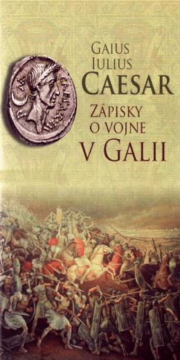 Zápisky o vojne v Galii (ukážka)