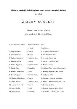 ž iackykoncert - zuskrupina.sk