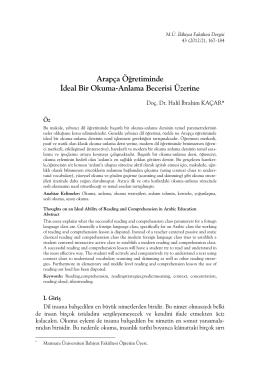 PDF ( 1 ) - Sobiad: Sosyal Bilimler Atıf Dizini