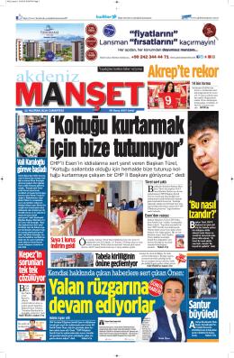 Santur büyüledi - Antalya Haber - Haberler