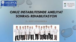 Dr. Mert Keskinbora